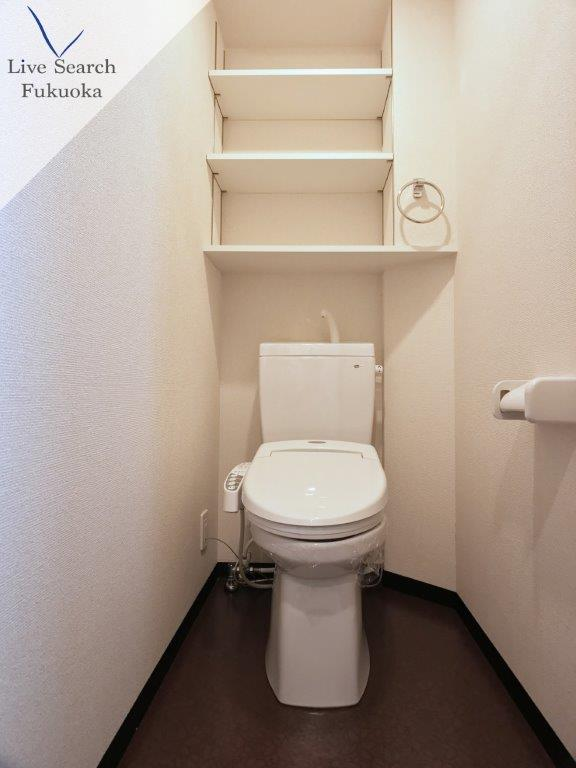 WestCourtDR2号室_トイレ
