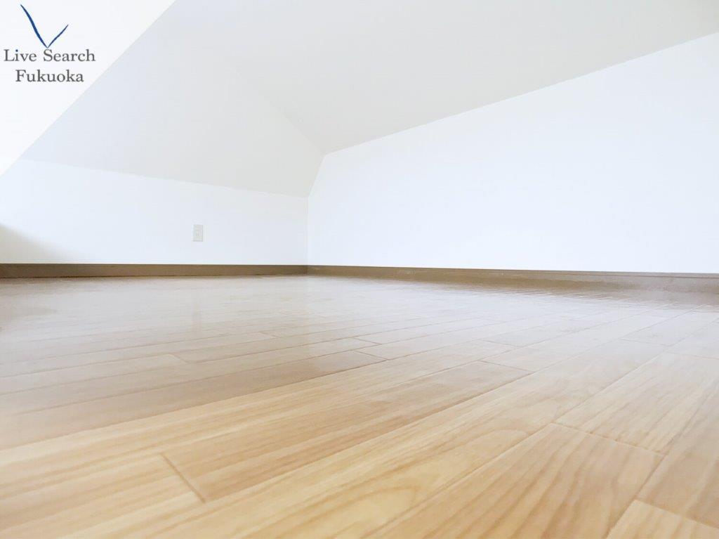 エスパルス室見1号室_ロフト