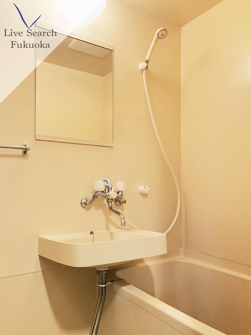 エチュードリナ_浴室