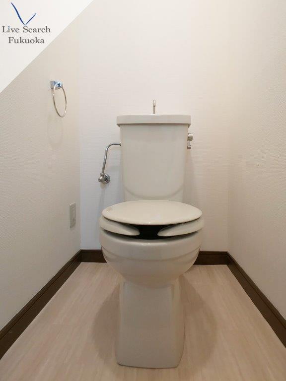 エスパルス室見1号室_トイレ